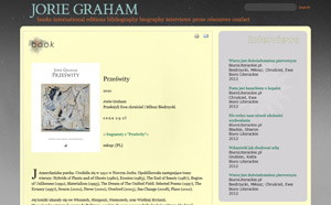 Przeswity by Jorie Graham